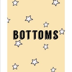 Other - Shop all bottoms